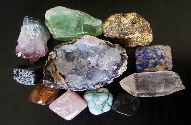 amuletos de la suerte para Virgo